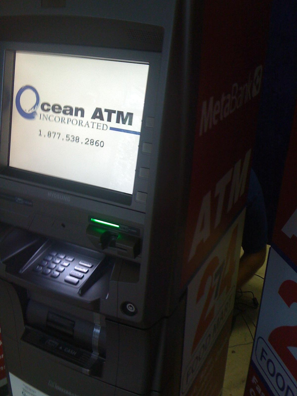 Ocean ATM Incorporated
