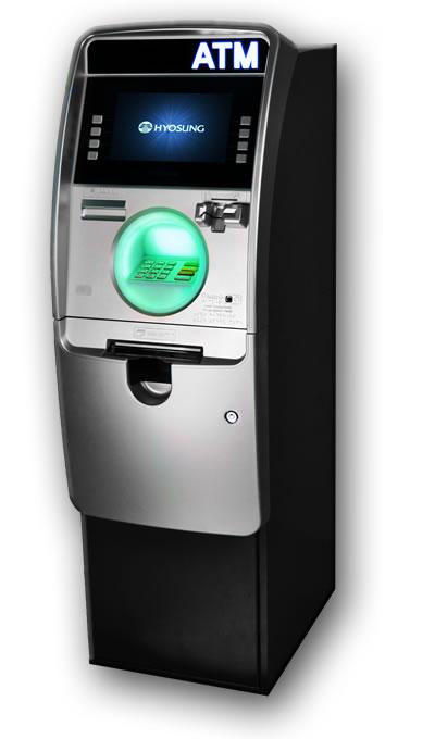 Nautilus Hyosung NH2600 HALO ATM