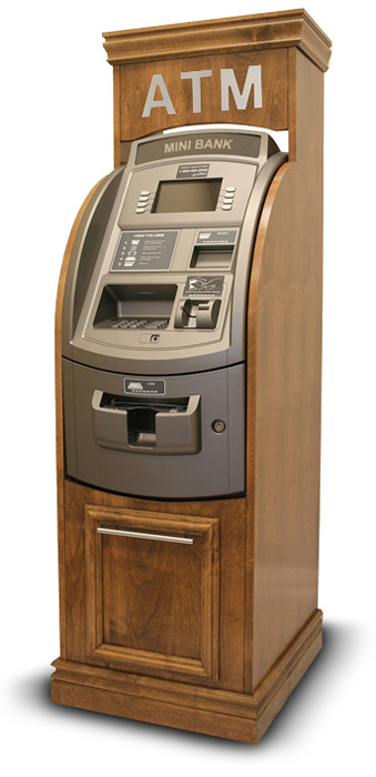 Hotel ATM Cabinet