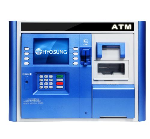 Nautilus Hyosung MX 4000W ATM